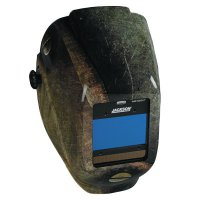 Jackson Safety WH40 Insight Halo X Variable Auto-Darkening Filter Welding Helmets - WH40 Insight Halo X Variable Welding Helmet, Green; 9-13, Halo X Metal - 138-46108 - Kimberly-Clark Professional