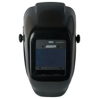 Jackson Safety Insight Digital Variable ADF Welding Helmets - Insight Digital Variable ADF Welding Helmets, 9-13, Black, 3.93 in x 2.36 in - 138-46131 - Kimberly-Clark Professional