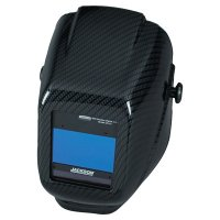 Jackson Safety NexGen Digital Variable ADF Welding Helmets - NexGen Digital Variable ADF Welding Helmet, 9-13, Carbon Fiber, 3.8 in x 2.35 in - 138-46156 - Kimberly-Clark Professional