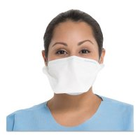 Kimberly-Clark Professional PFR95* N95 Particulate Filter Respirators & Surgical Masks - PFR95* N95 Particulate Filter Respirators & Surgical Masks, One Size, 50/pk - Kimberly-Clark Professional - 412-62126