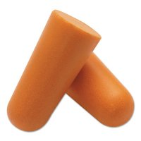 Kimberly-Clark Professional H10 Disposable Earplugs - H10 Disposable Earplugs, Soft Foam, Orange, Uncorded - 138-67210 - Kimberly-Clark Professional