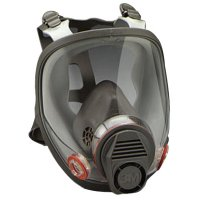 3M™ Personal Safety Division Full Facepiece Respirator 6000 Series - Full Facepiece Respirator 6000 Series, Small - 3M - 142-6700