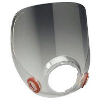 3M™ Personal Safety Division 6000 Series Half and Full Facepiece Accessories - 6000 Series Half and Full Facepiece Accessories, Lens Assembly, Clear - 3M - 142-6898