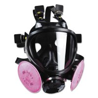 3M™ Personal Safety Division 7000 Series Full Facepiece Respirators - 7000 Series Full Facepiece Respirators, Large - 142-7800S-L - 3M