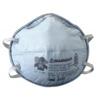 3M™ Personal Safety Division R95 Particulate Respirators - R95 Particulate Respirators, Half Facepiece, Oil/Non-Oil Use - 142-8246 - 3M
