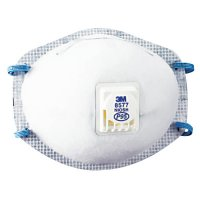 3M™ Personal Safety Division P95 Particulate Respirators - P95 Particulate Respirators, Half Facepiece, Oil/Non-Oil Use - 142-8577 - 3M