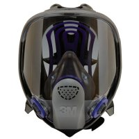 3M™ Personal Safety Division Ultimate FX Full Facepiece Respirators - Ultimate FX Full Facepiece Respirators, Medium - 142-FF-402 - 3M