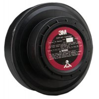 3M™ Personal Safety Division Organic Vapor/HEPA Cartridges - Organic Vapor/HEPA Cartridges, Black - 3M - 142-GVP-441