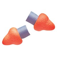 Honeywell Howard Leight® Replacement Pods - Replacement Pods, For QB2HYG Supra-Aural Band, Orange - Honeywell - 154-QB200HYG