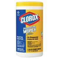 Clorox® Clorox® Disinfectant Wipes - Clorox Disinfectant Wipes, Lemon Scent, 35 Count - 158-01594 - Clorox®