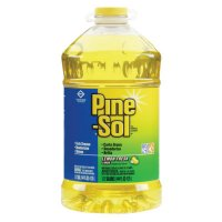 Clorox® Pine-Sol® All-Purpose Cleaners - Pine-Sol All-Purpose Cleaner, Lemon Scent, 144 oz Bottle - 158-35419 - Clorox®