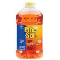 Clorox® Pine-Sol® All-Purpose Cleaners - Pine-Sol All-Purpose Cleaner, Orange Energy Scent, 144 oz Bottle - 158-41772 - Clorox®