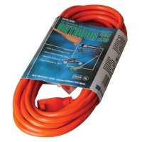 Southwire Vinyl Extension Cords - Vinyl Extension Cord, 25 ft, 1 Outlet - 172-02307 - CCI®