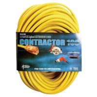 Southwire Vinyl Extension Cords - Vinyl Extension Cord, 50 ft, 1 Outlet - 172-02588-0002 - CCI®