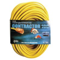 Southwire Vinyl Extension Cords - Vinyl Extension Cord, 100 ft, 1 Outlet - 172-02589-0002 - CCI®
