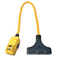 Southwire Ground Fault Circuit Interrupters - Right Angle GFCI Extension Cord - 172-14880023-6 - CCI®
