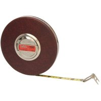 Crescent/Lufkin® Home Shop Measuring Tapes - Home Shop Measuring Tapes, 3/8 in x 100 ft - 182-HW100 - Apex Tool Group