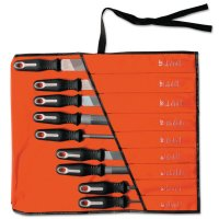 Crescent/Nicholson® Ergonomic File Sets - Ergonomic File Sets, Maintenance, 6 in to 12 in - 183-22030HNN - Apex Tool Group