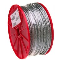 """Campbell® Cables - 1/8""""-7X7-UNCTD CABLE REEL - Apex Tool Group - 193-7000427"""