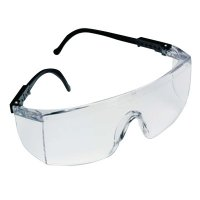 3M™ Personal Safety Division Seepro™ Plus Fighter Protective Eyewear - Seepro Plus Fighter Protective Eyewear, Clear Lens, Anti-Fog, Clear Frame - 3M - 247-15957-00000-100