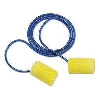 3M™ Personal Safety Division E-A-R™ Classic™ Foam Earplugs - E-A-R Classic Foam Earplugs, Corded - 247-310-1080 - 3M