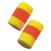 3M™ Personal Safety Division E-A-R™ Classic™ SuperFit 30™ Foam Earplugs - E-A-R Classic SuperFit 30 Foam Earplugs, Red/Yellow, Uncorded - 247-312-4201 - 3M
