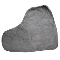 DuPont™ Tyvek® Shoe & Boot Covers - Tyvek Shoe and Boot Covers, One Size Fits Most, Gray - 251-FC454S - DuPont™