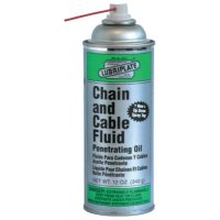 Lubriplate® Chain & Cable Fluids - Chain & Cable Fluids, 12 oz Spray Can - 293-L0135-063 - Lubriplate®