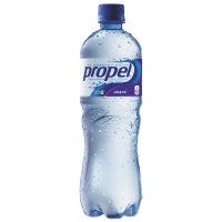 Gatorade Propel® Zero Bottles - Propel Zero Bottles, Grape, 710 mL, Squeeze Bottle - Gatorade - 308-00342