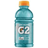 Gatorade® G2 Low Calorie Thirst Quencher - G2 Low Calorie Thirst Quencher, Glacier Freeze, 12 oz, Bottle - 308-12007 - Gatorade