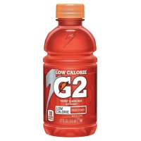Gatorade® G2 Low Calorie Thirst Quencher - G2 Low Calorie Thirst Quencher, Fruit Punch, 12 oz, Bottle - 308-12202 - Gatorade