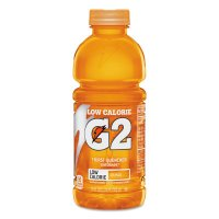 Gatorade® G2 Low Calorie Thirst Quencher - G2 Low Calorie Thirst Quencher, Orange, 12 oz, Bottle - Gatorade - 308-12204