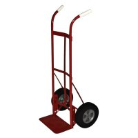 Milwaukee Hand Trucks Dual Handle Hand Trucks - Dual Handle Hand Trucks, 600 lb Cap., Dual Handle, Solid Rubber Wheels - Milwaukee Hand Trucks - 310-47132