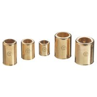 Brass Hose Ferrules, 0.562 in I.D. - 312-7325 - Western Enterprises