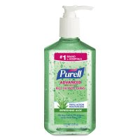 Gojo® Purell® Instant Hand Sanitizers with Aloe - Purell Instant Hand Sanitizers with Aloe, 12 oz, Alcohol - Gojo® - 315-3639-12