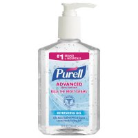 Gojo® PURELL® Advanced Instant Hand Sanitizers - PURELL Advanced Instant Hand Sanitizers, 8 oz, Citrus - Gojo® - 315-9652-12