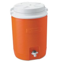 Rubbermaid Home Products 2-Gallon Victory™ Jugs - 2-Gallon Victory Jugs, 2 gal, Orange - 325-1530-04-11 - Newell Rubbermaid™