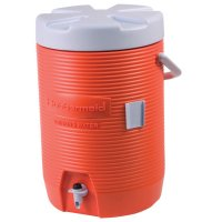 Rubbermaid Home Products Water Coolers - Water Coolers, 3 gal, Orange - 325-1683-01-11 - Newell Rubbermaid™