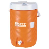 GOTT® Water Coolers - Water Coolers, 3 gal, Orange - 325-1683-IS-ORAN - Newell Rubbermaid™