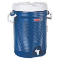 Rubbermaid Home Products Water Coolers - Water Coolers, 5 gal, Modern Blue - 325-1841000 - Newell Rubbermaid™