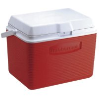Rubbermaid Home Products Ice Chests - Ice Chests, 50 qt, 15.25 x 23.38 x 19, Blue - 325-1931021 - Newell Rubbermaid™