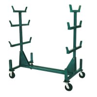 Greenlee® Conduit and Pipe Storage Racks - MOBILE PIPE RACK - 332-668 - Greenlee®