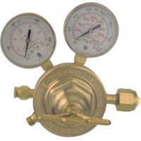 SR 450 Single Stage Heavy Duty Regulators, Inert Gas, CGA 580, 3,000 psig inlet - 341-0781-0543 - Thermadyne®