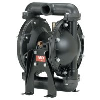 Ingersoll-Rand Diaphragm Pumps - Diaphragm Pumps, 1 in (NPTF) Outlet, Aluminum - Nitrile - Ingersoll Rand - 383-666100-362-C