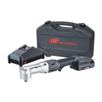 Ingersoll-Rand W5350-K12 Impact Wrenches - Impact Wrenches, 1/2 in, 20 V, Ring Retainer - Ingersoll Rand - 383-W5350-K12