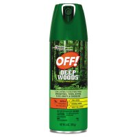 Diversey Deep Woods®  OFF!® Aerosol Insect Repellents - Deep Woods Insect Repellent, 6 oz Aerosol - 395-611081 - Diversey