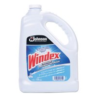 Windex® Glass Cleaners - Glass Cleaners with Ammonia-D, 1 gal, Can - Diversey - 395-696503