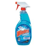 Windex® Glass Cleaners - Glass Cleaners with Ammonia-D, 32 oz, Aerosol - Diversey - 395-695155