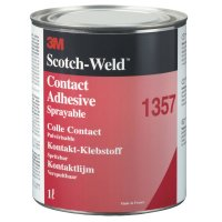 3M™ Abrasive Scotch-Weld™ Neoprene High Performance Contact Adhesive 1357 - Scotch-Weld Neoprene High Performance Contact Adhesive 1357, Gray - 405-021200-19892 - 3M
