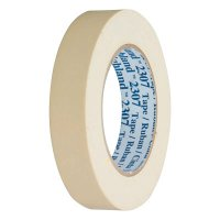 3M™ Abrasive Masking Tapes 2307 - Masking Tapes 2307, 24 mm x 55 m, Natural - 405-021200-71118 - 3M